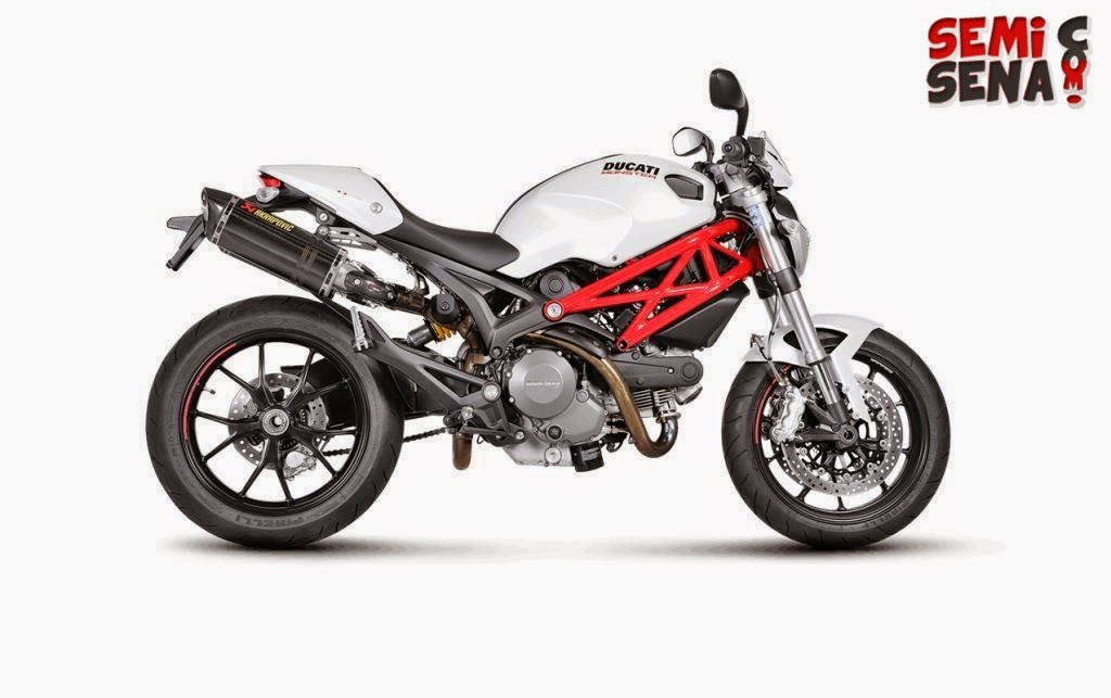 Akrapovic exhaust-Special-For-5-Motor-Ducati