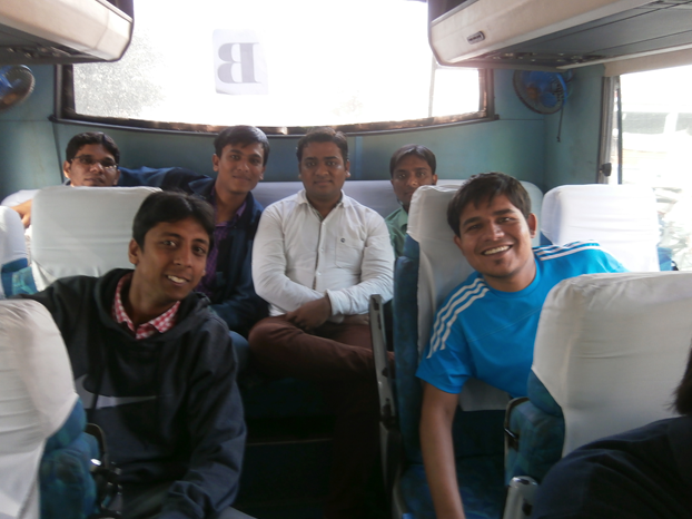 Journey From Delhi to Mussorie