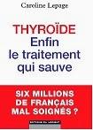 Livre sur la thyroïde.