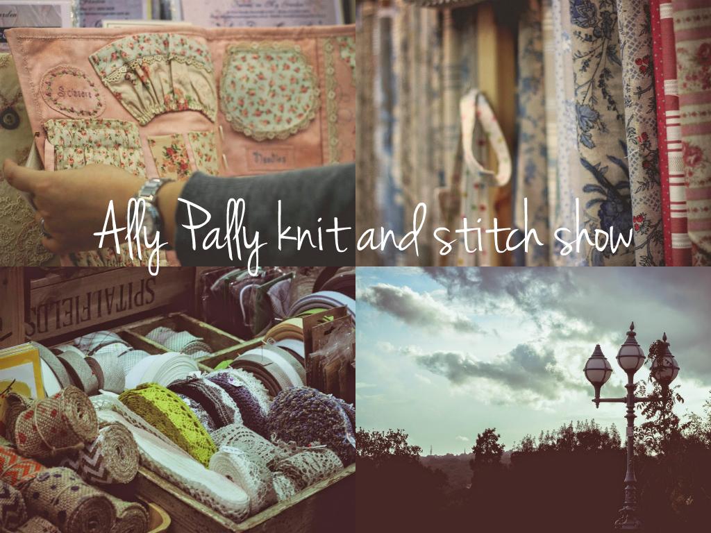 Alexander palace knitting and stitching show