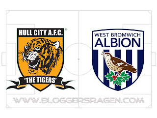 Prediksi Pertandingan Hull City vs West Bromwich Albion