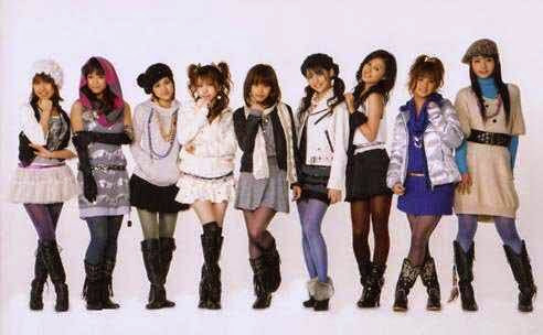 Gambar Morning Musume