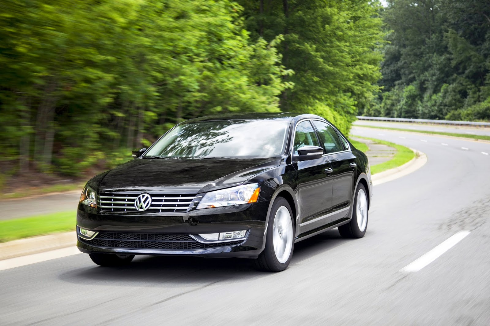 Sans flash, VW's Passat has a lot to like