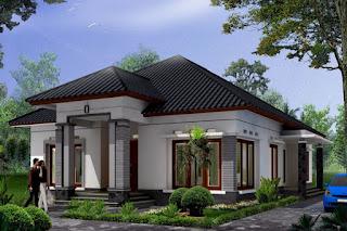 desain rumah satu lantai on ... Desain Rumah Sederhana - Contoh Gambar Rumah Sederhana, Rumah Type 21
