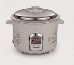 Sunflame SF-414 2.2-Litre 900-Watt Rice Cooker Rs. 1790 : Amazon