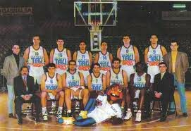 TAU BASKONIA 1994-1995. Liga ACB