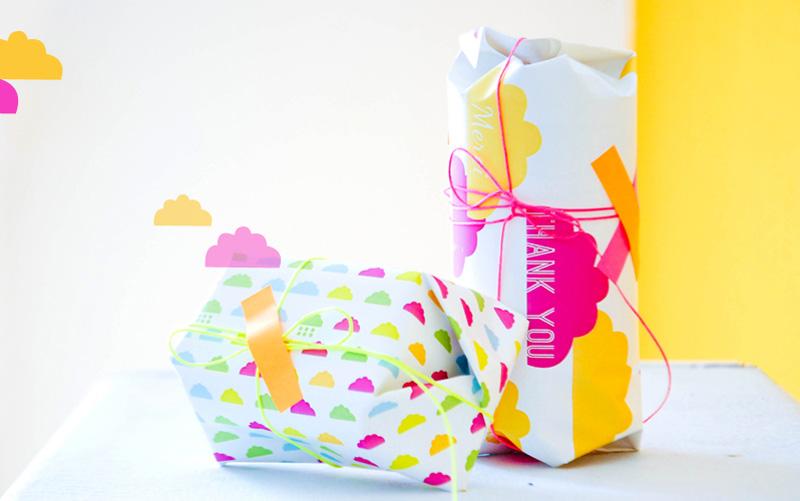 Ideas de c mo envolver regalos maria victrix - Envolver regalos con papel de seda ...