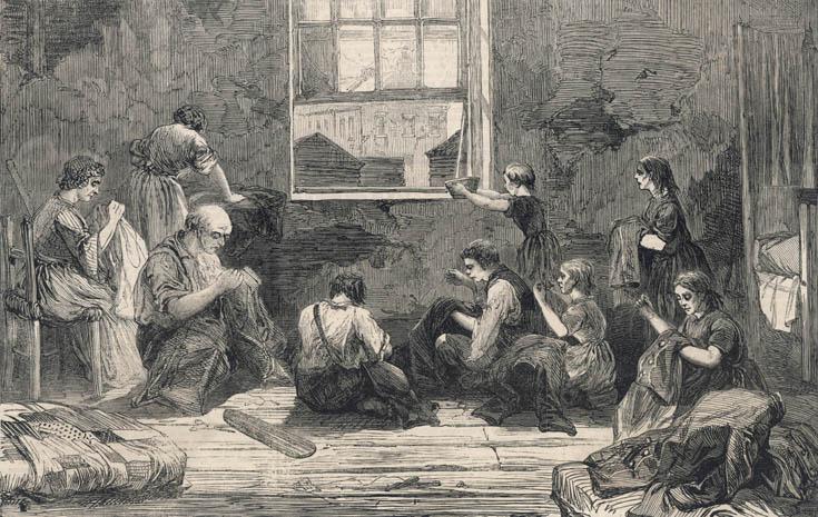 Victorian Fashion Mens Rich Bbc Bitesize History