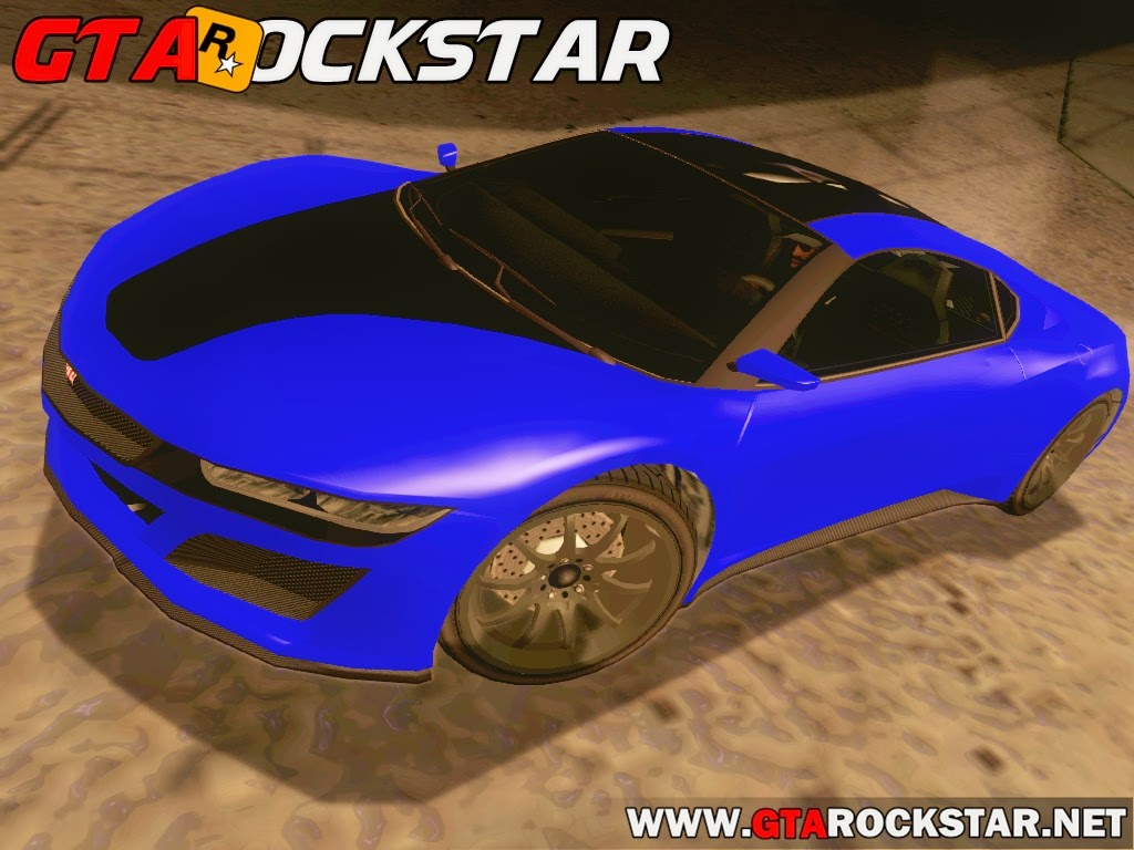 GTA SA - Dinka Jester Convertido do GTA V