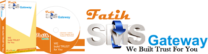 Fatih SMS Gateway