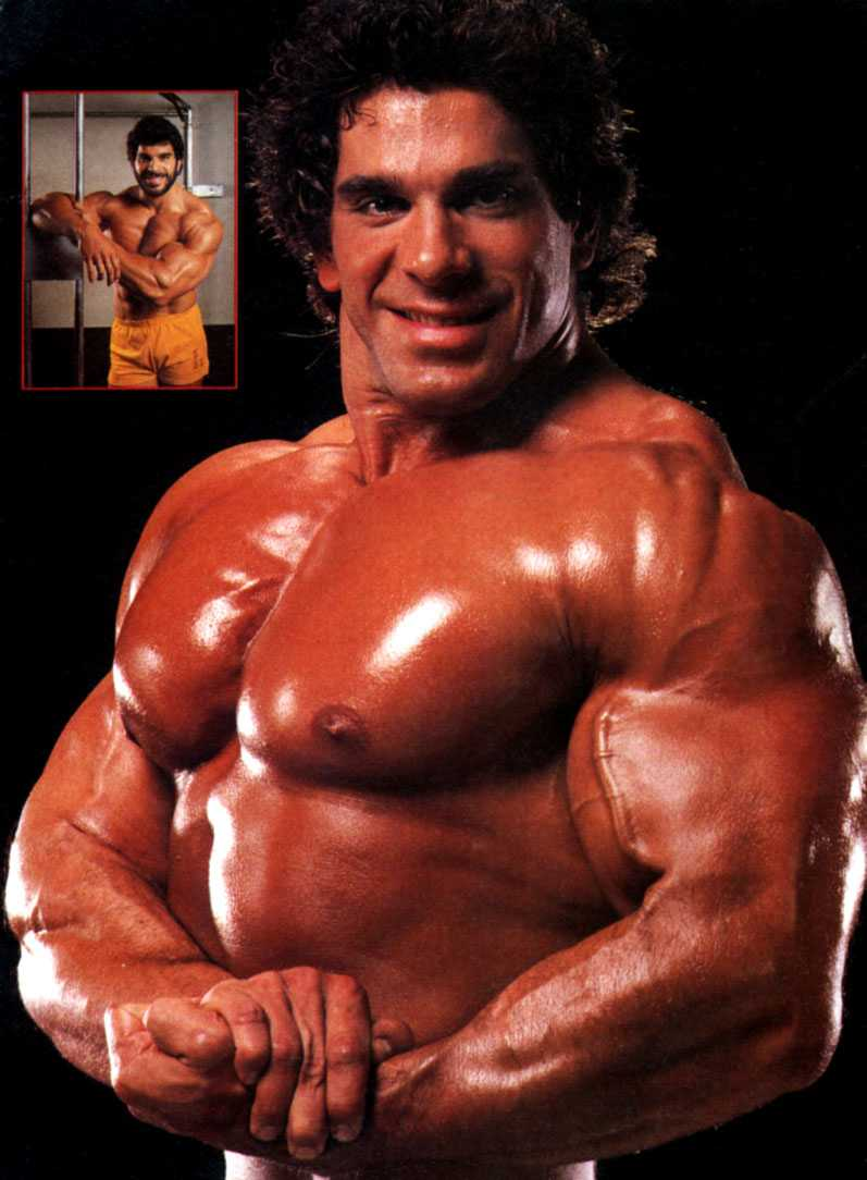 Lou Ferrigno | HD Bollywood Photos