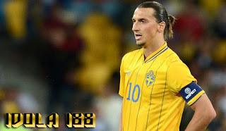 Ibra: Piala Eropa Tidak Seru Tanpa Kehadiranku   Idola188 - Agen Bola Terpercaya