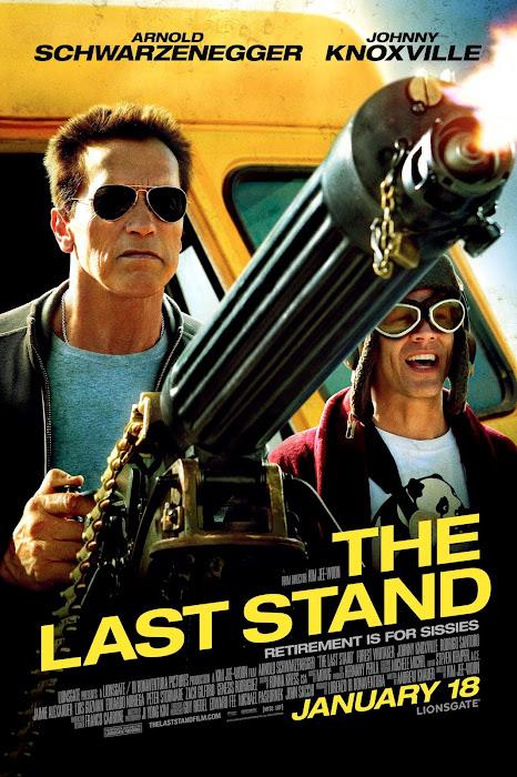 ตัวอย่างหนังซับไทย - The Last Stand นายอำเภอคนพันธุ์เหล็ก ...ตัวอย่าง red band เลือดกระฉูดแขนหลุด !