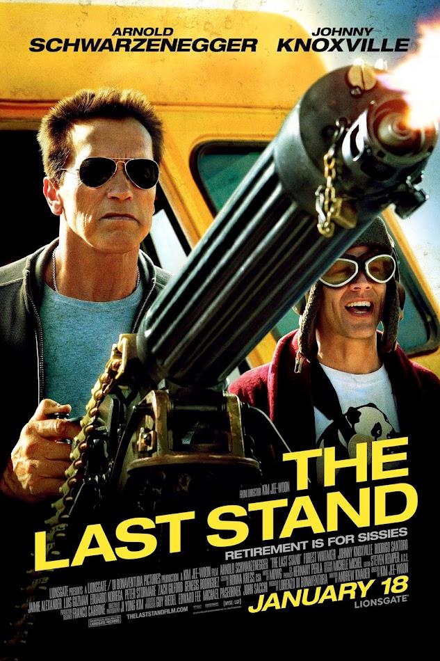 ตัวอย่างหนังใหม่ : The Last Stand นายอำเภอคนพันธุ์เหล็ก (red band trailer) ซับไทย Poster