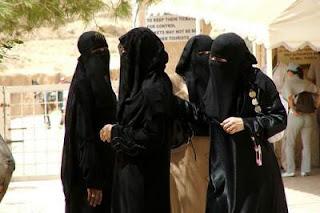 muslim woman veil