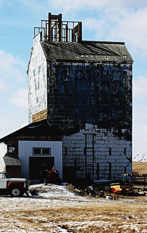 Saskatchewan Grain Elevators Part 1 Editing Luke