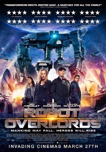 Robot Overlords (2014) tainies online oipeirates
