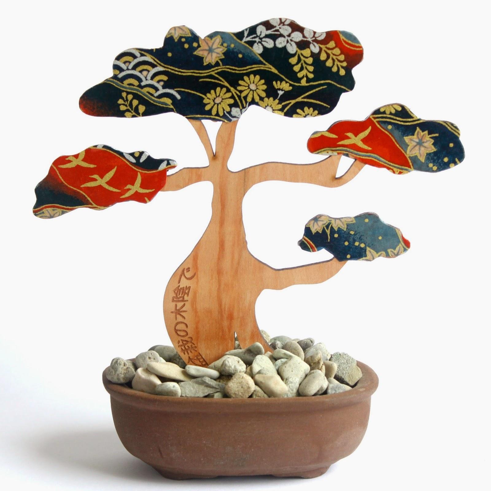 Under The Shade Of A Bonsai Tree