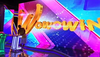 Wowowin's new studio.