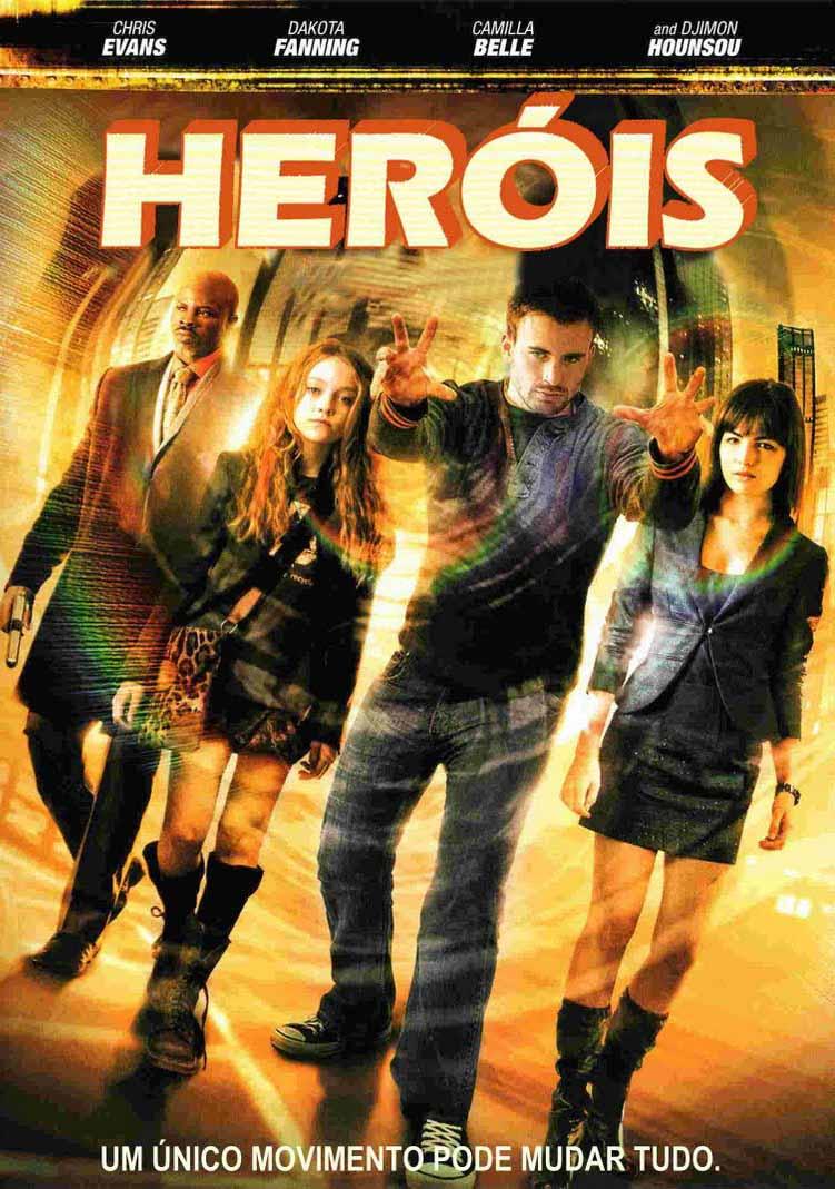 Heróis Torrent - Blu-ray Rip 720p e 1080p Dual Áudio (2009)