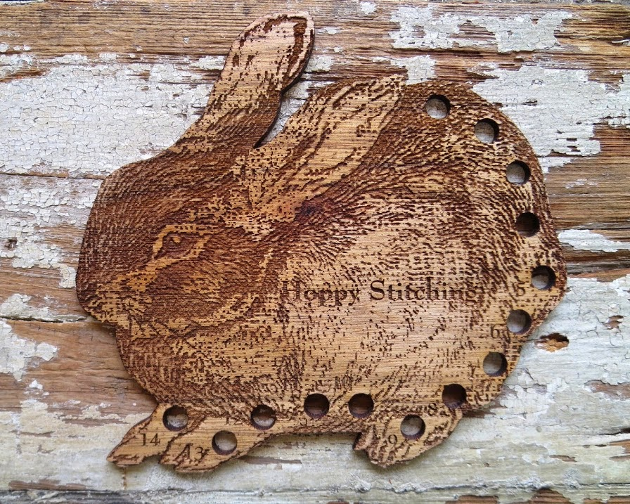 https://www.etsy.com/listing/187520099/vintage-bunny-rabbit-wooden-thread