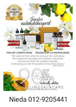 Agen Sah Sparkling Skincare