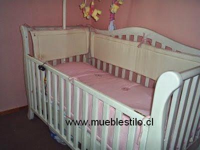 Bien venidos cunas c modas muebles de beb cuna angela for Muebles mi cuna