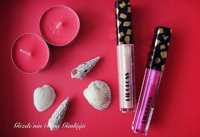 H&M Lip Gloss Deneyimlerim