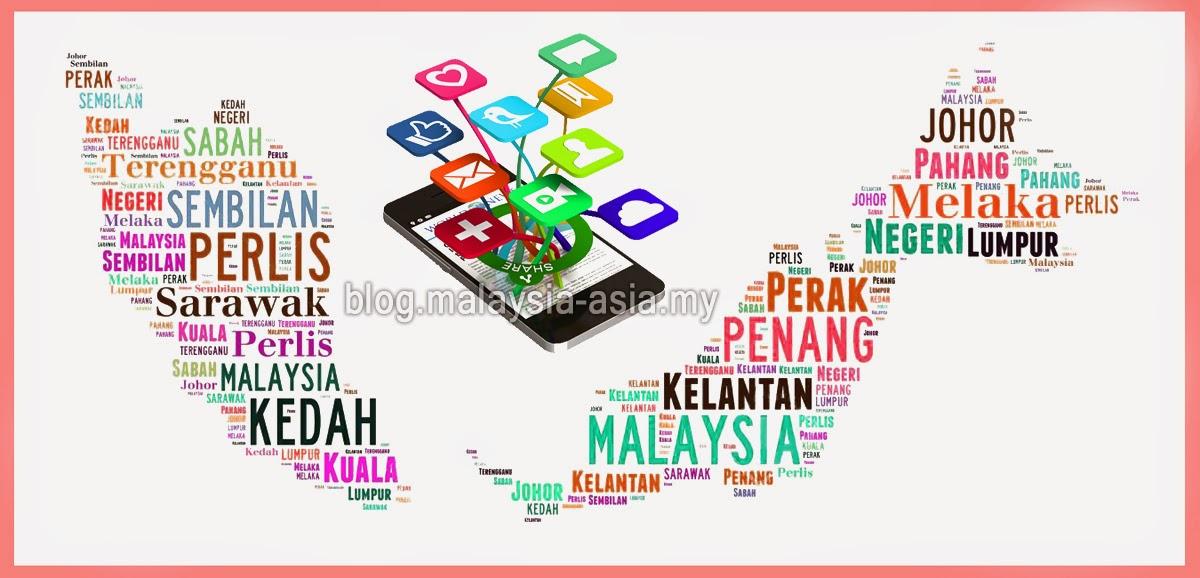 Social Media Statistics for Malaysia 2014 2015