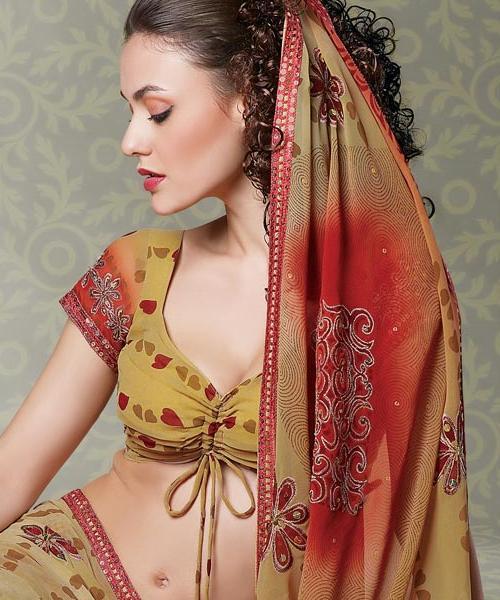 New Style Saree Blouse
