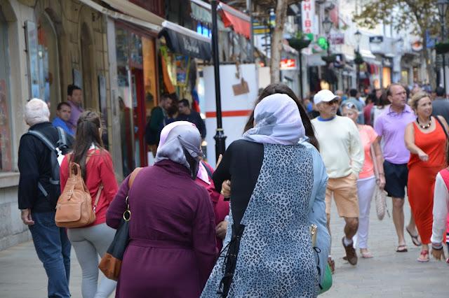 Gibraltar mieszanka religijno - kulturalna