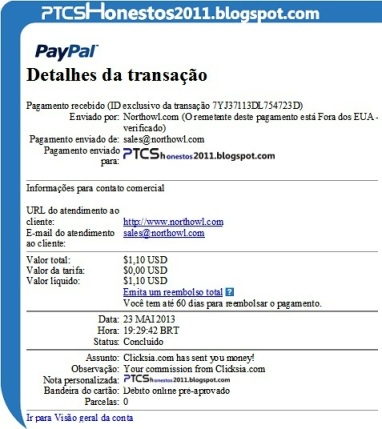 PAGAMENTO CLICKSIA 10.pgto.clicksia.ptcshonestos