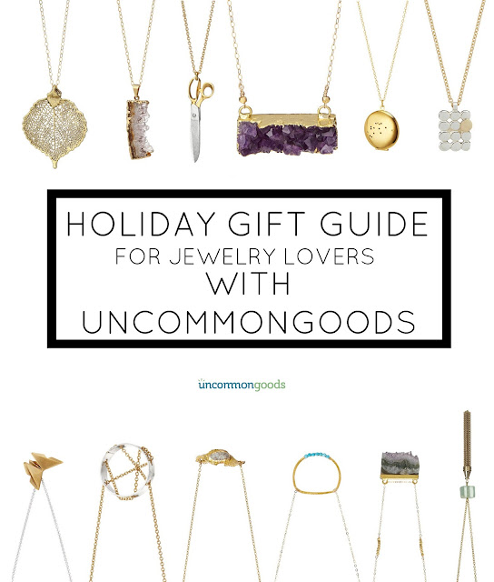 holiday gift guide for jewelry lovers!