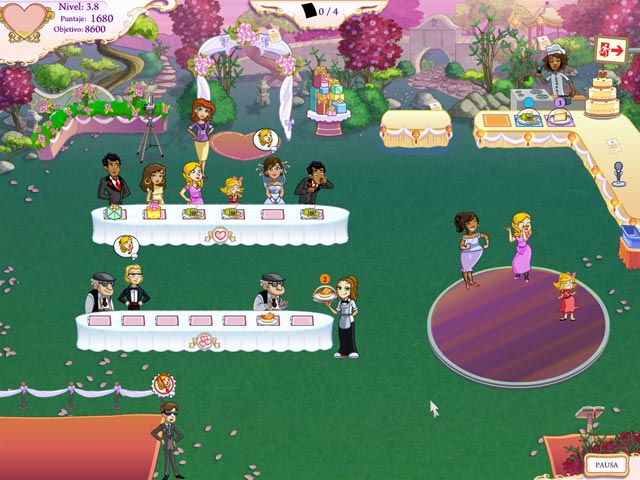 Wedding Dash 4-Ever (free version) download for PC