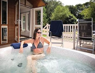 Merley Woodland Lodges in Dorset