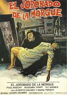 Ver online: El jorobado de la Morgue (1973)