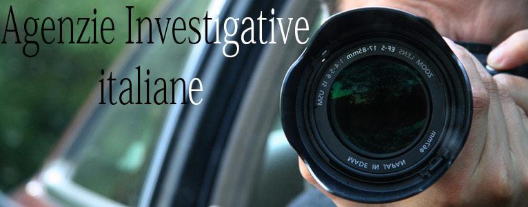Agenzie Investigative Italiane