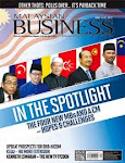 MALAYSIAN BUSINESS JUNE 16th 2013 ISSUE IS NOW ON SALE