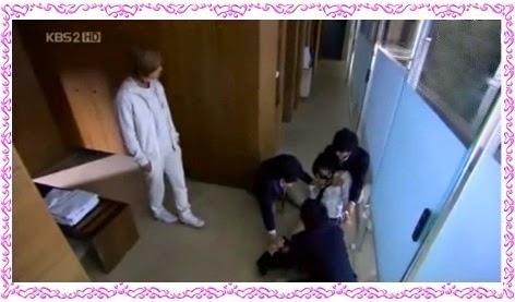 Ku Hye-Seon Geum Jan-Di Kim Hyun-Joong Yun Ji-Hu Boys over Flowers