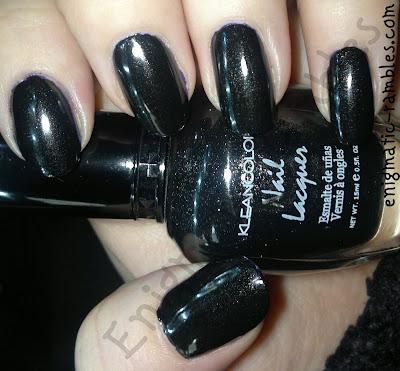 Kleancolor-Metallic-Black