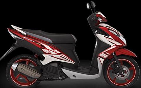 Yamaha Xeon RC Warna Merah