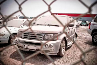 Carros Abandonados #11