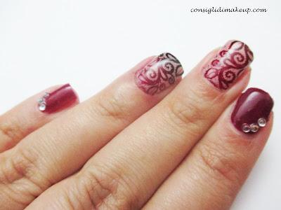 Nail art: Macramè Mania