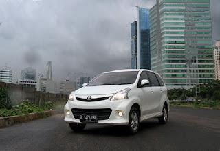 Harga-Model mobil Toyota Avanza | Veloz 2012-2013