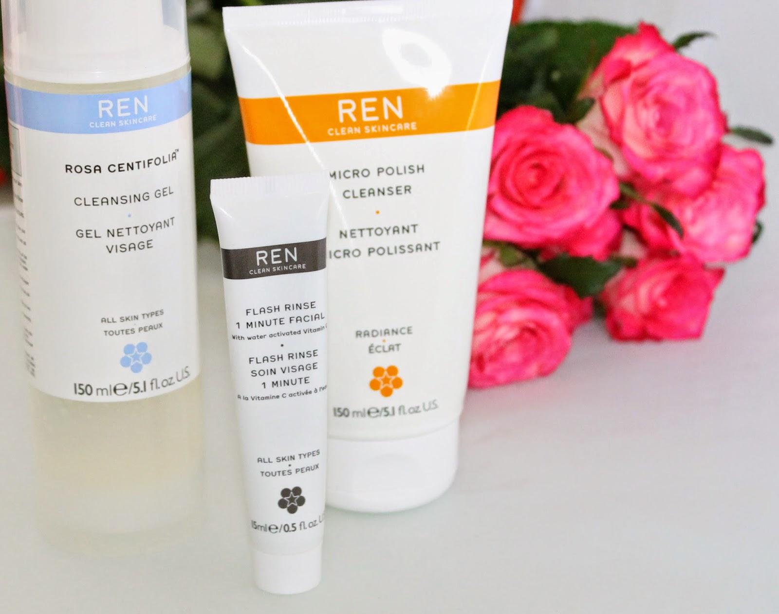Ren Skin Care Demaquillant