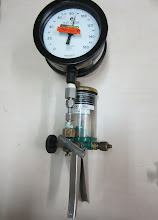 Ralston Instrument XHGV-0000 Pump, Hydraulic # 5000psi (USED)