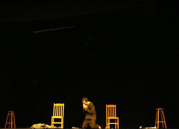 teatro é minha vida