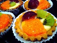 Resep Membuat Egg Tart Fruity Pie Susu Bali