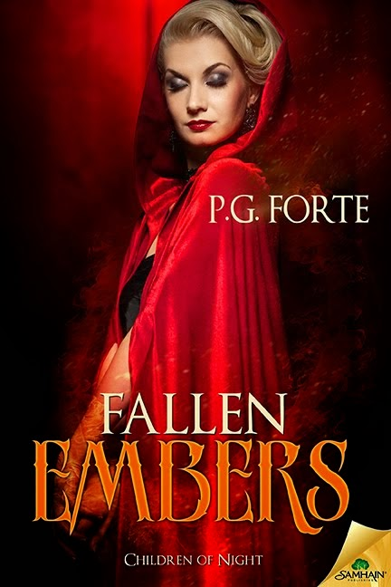 Fallen Embers (Children of Night book 5)