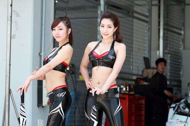 Kang Hye Jin - CJ SuperRace 2012 R1